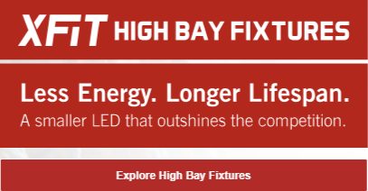 Keystone XFit LED Highbay