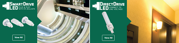 Keystone CFL PL LED Replacements